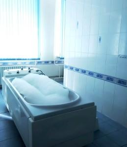Ароматические ванны, фитованны